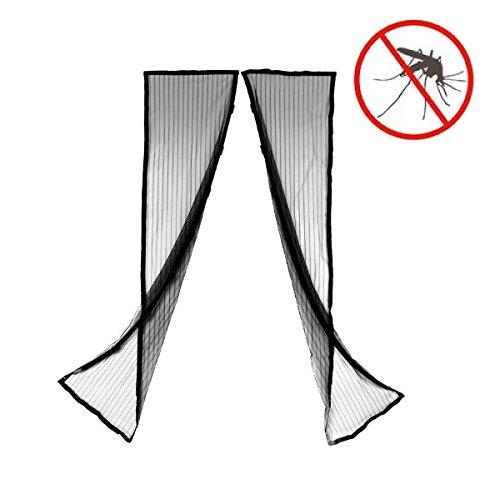 Shop Story–Mosquitera magnética anti insectos para puerta ventana con cierre magnético 9imanes por cortina Magneto Mesh.