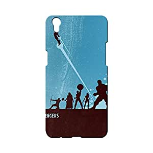 G-STAR Designer Printed Back case cover for OPPO F1 Plus Plus - G0056