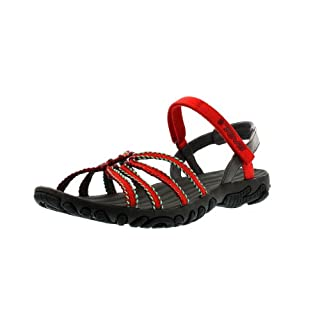 Teva Kayenta Dream Weave W's, Women's Athletic Sandals, Red (554 Red),  5 UK (38 EU)