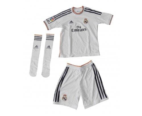 REAL MADRID Home 2013/2014 Junior Football Mini Kit, Age 3 [Apparel] (Cristiano Ronaldo-trikot-kit)
