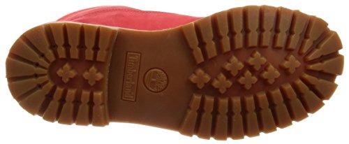 Timberland 6  In Premium WP Boot  Tomato  38