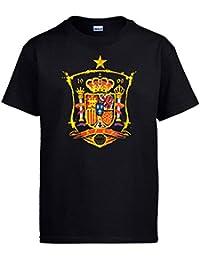 Diver Bebé Camiseta ilustración Tributo Selección Española ...