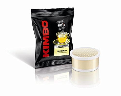 Kimbo Capsules de camomille (50Capsules)