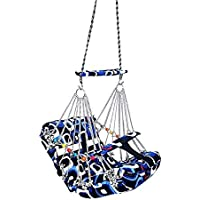 swarupachal Baby swaing Cotton Swing for Kids Baby's Children Folding and Washable 1-3 Years with Safety Belt Home…