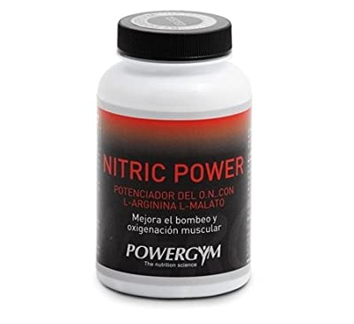 Nitric Power (Nitric Oxide Booster) and Sports Nutrition Supplement from Powergym