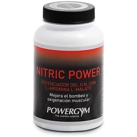 Nitric Power (Potenciador del óxido nítrico) Suplemento y nutrición deportiva