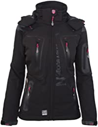 Geographical Norway - Chaqueta multifunción softshell impermeable para ...