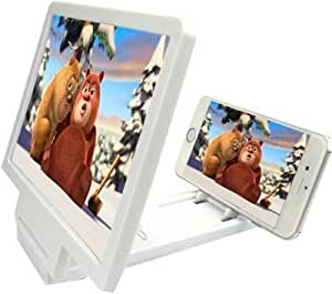 Link+ Analog 3D Video Folding Enlarged Screen For Micromax Canvas Juice 2