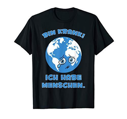 TShirt Umweltschutz Naturschutz Klimawandel Earth Day Spruch