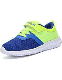 19cc58f1e Zapatillas Deportivas Unisex para Niños Zapatillas de Correr Transpirables  para Niñas Zapatillas Ligeras