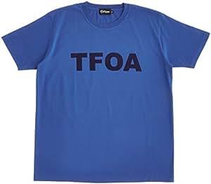 BSF x TFOA FLOCKY 5th T-shirt Blue XL (japan import)