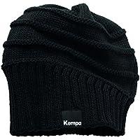 Kempa Wool Beanie Gorras, sin Género, Negro, Talla Única
