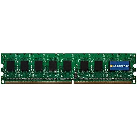 1GB módulo para Asus M2V DDR2 UDIMM ECC 800MHz PC2-6400E
