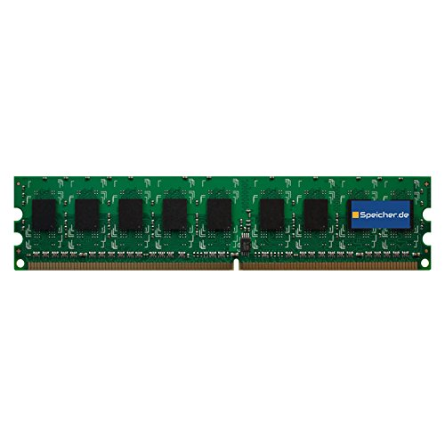 2GB modulo per HP xw4600 DDR2 UDIMM ECC 800MHz (Ecc Unbuffered Dimm A 240 Pin)