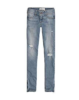 Abercrombie Kids Girls Super Skinny Ankle Jeans