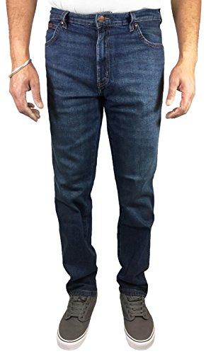 Wrangler Herren Texas Contrast' Jeans, Blau (Indigo Wit 25f), 30W / 30L (Jean Wrangler-relaxed Fit)