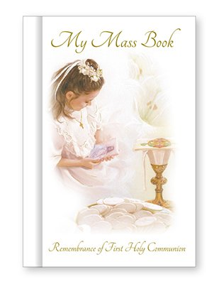 Remembrance of First Holy Communion Missal (Pink Girl)