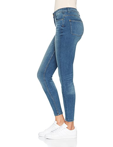 Only, Jean Skinny Femme Bleu (Medium Blue Denim)