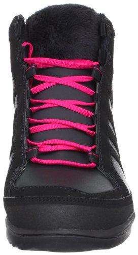Adidas Schuhe Choleah Sneaker PL W Damen solid grey-black-bright pink