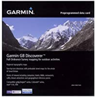 Garmin GB Discoverer (All of Great Britain,1:50K)