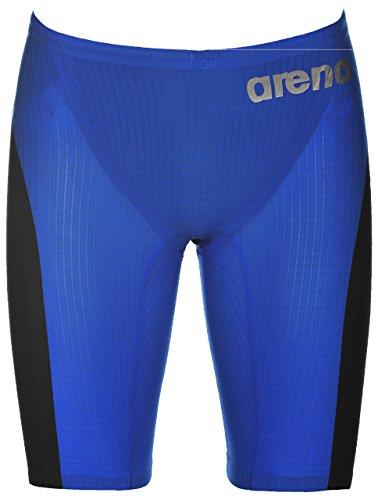 Arena Jammer M pwsk Carbon Flex VX Badehose, Herren, Herren, Jammer M Pwsk Carbon Flex Vx Blau (Imperialblau)
