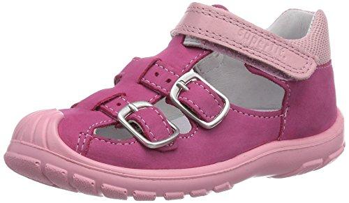Superfit SOFTTIPPO 400430 Baby Mädchen Lauflernschuhe Pink (PINK KOMBI 64)