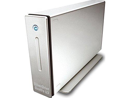 Fw800-externe Festplatte (Storeva - Festplatten-Gehäuse (3,5 Zoll) - 3,5