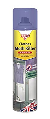 STV International Zero In Moth Killer