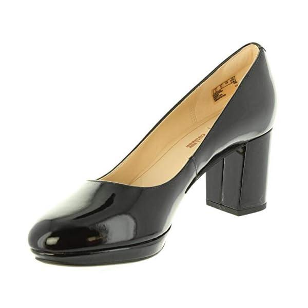 Clarks Kelda Hope, Zapatos de Tacón Mujer