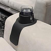 CouchCoaster - Le porte-gobelet ultime pour votre sofa, Noir de jais