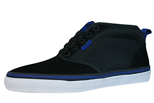 Vans Atwood Mid, Chaussures Homme Noir