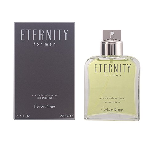 CALVIN KLEIN Eternity Men EDT Vapo , 200 ml, 1er Pack