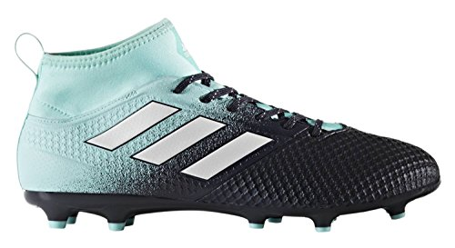 adidas Ace 17.3 Fg, Chaussures de Football Homme, Bianco Bleu (Energy Aqua/Footwear White/Legend Ink)
