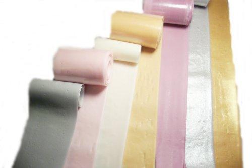 Schleifenband / Tortenband essbar 1m rosa