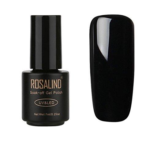 Esmalte de u as Ouneed ROSALIND 7ML l gel esmalte de u as Nail Art Polaco mejor regalo C