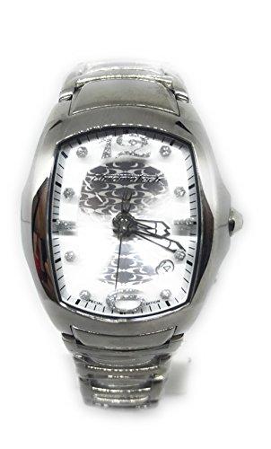 Chronotech Reloj de mujer con movimiento de cuarzo y correa de acero–CT.7896L/39M