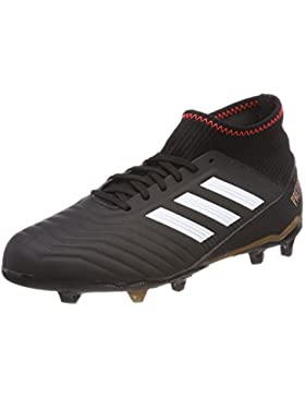 Adidas Predator 18.3 FG J, Botas de fútbol Unisex niños
