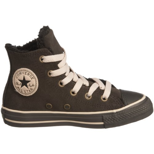 Converse , Casual Shoes mixte enfant Noir - Beluga/Shearling