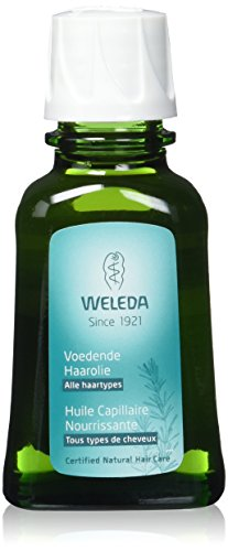 Weleda Intensiv Haaroel, 1er Pack (1 x 50 ml)