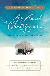 An Amish Christmas - December in Lancaster County by Beth Wiseman (13-Sep-2011) Paperback