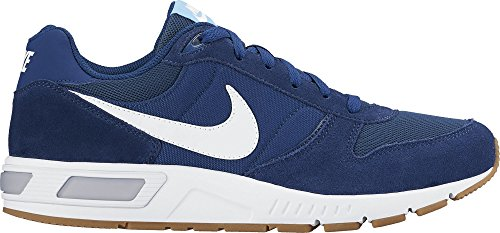 Nike Nightgazer, Scarpe da Corsa Uomo Azul (coastal blue/white-bluecap)
