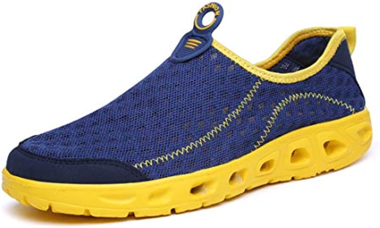 SEVENWELL Chaussures d'eau d'eau d'eau De Maille, Hommes Femmes Séchage Rapide Respirant Aqua SlipersB07GHGB5TCParent 1b60cc