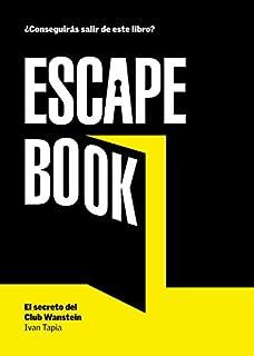 Escape book: El secreto del Club Wanstein (Ocio y deportes) (8416890080)   Amazon Products