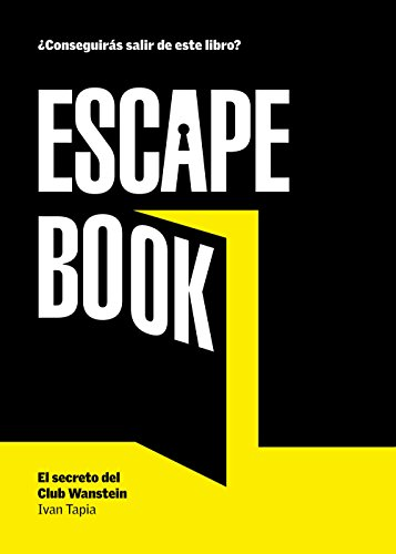 Escape book: El secreto del Club Wanstein
