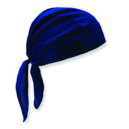 Headsweats Bandana Classic Royal, One size -