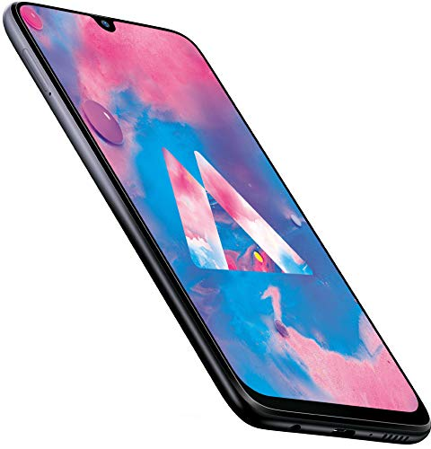 Samsung Galaxy M30 (Gradation Black, 6+128 GB)