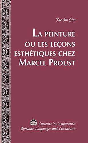La Peinture Ou Les Lecons Esthetiques Chez Marcel Proust