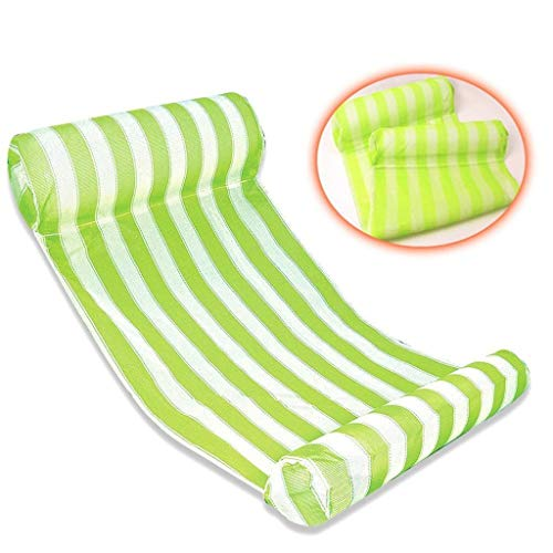 Schwimmendes sich hin- und herbewegendes Bett, überlegenes Swimmingpool-Strand-sich hin- und herbewegendes Hängematten-Freizeit-Stuhl-sich hin- und herbewegendes Bett, das aufblasbaren sich hin- und h