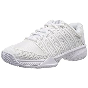 K-Swiss Performance Damen Hypercourt Express Hb Tennisschuhe, rot