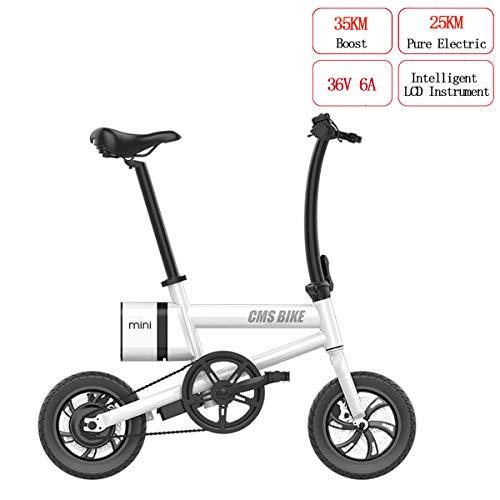PXQ Folding Electric Bicycle 12